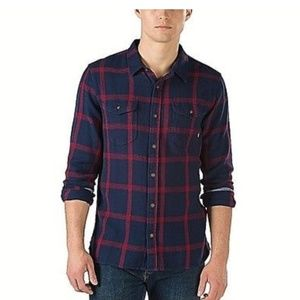 NWT MENS FLANNEL